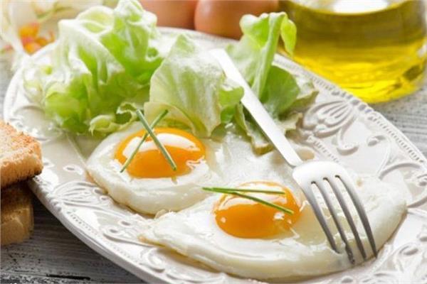 توضح المخاطر الصحية الكبيرة من تناول البيض