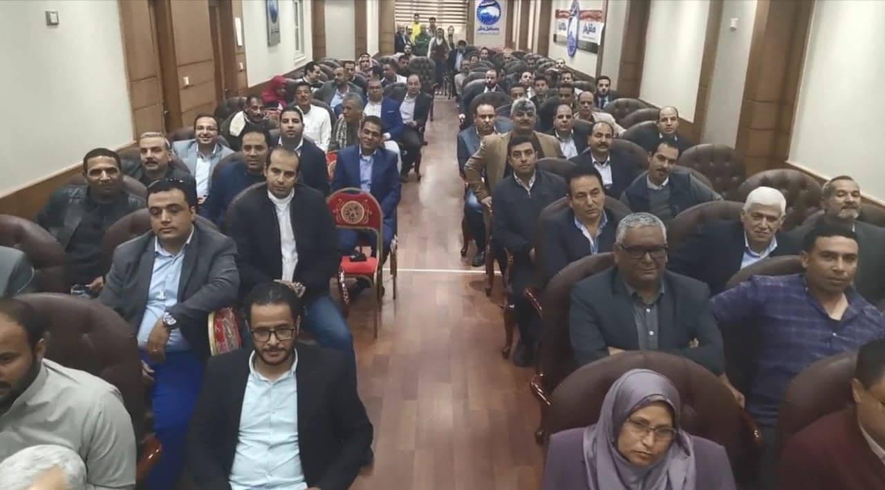 أعمال ومستثمري العاشر من رمضان في ضيافة مستقبل وطن بالشرقية لمناقشة التعديلات الدستورية
