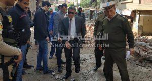 ضبط نائب رئيس مدينة بالشرقية لتزوير أوراق مباني