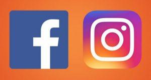 فيس بوك وإنستجرام