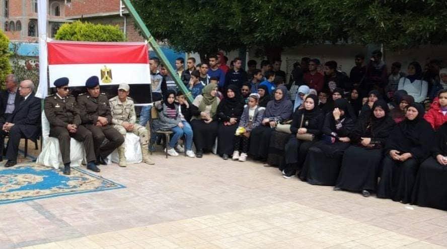 وطن يكرم أسر الشهداء باحتفالية في أبوحماد 2
