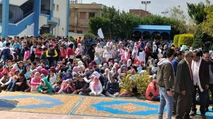 وطن يكرم أسر الشهداء باحتفالية في أبوحماد 4