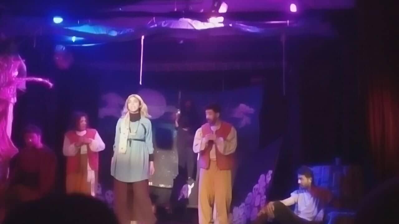 مسرحية يوم إن قتلوا الغناء
