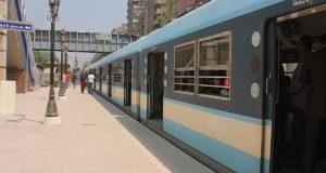 موبايل يثير الذعر في مترو الأنفاق محطة المرج