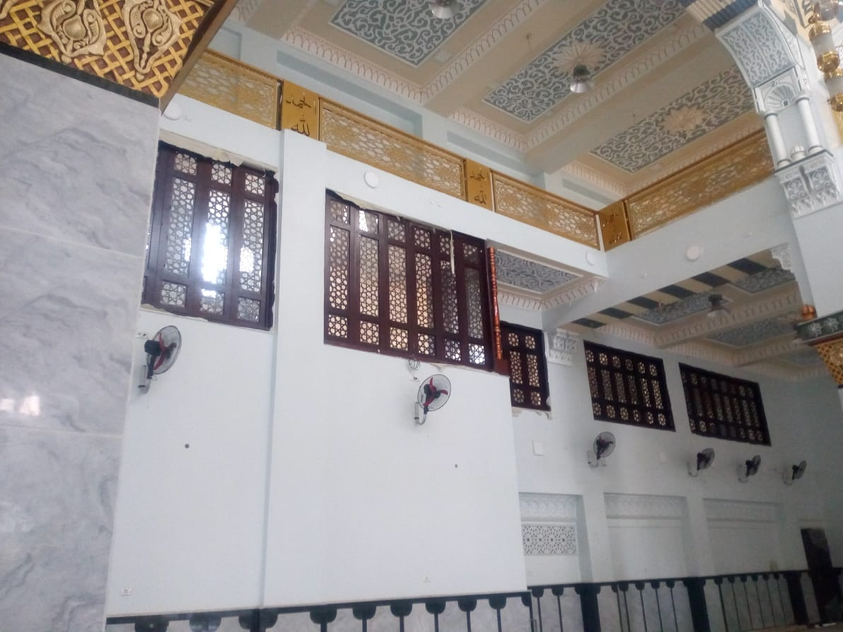 مسجد أحمد عرابي بهرية رزنة
