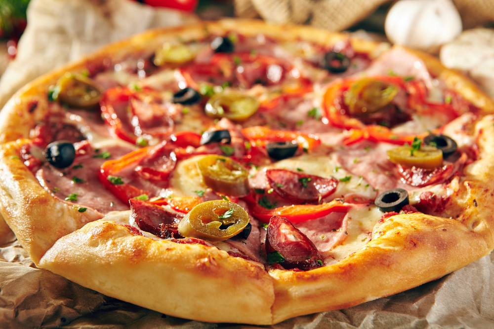 إفطار 30 رمضان 2019 بيتزا وبطاطس فريسكاس
