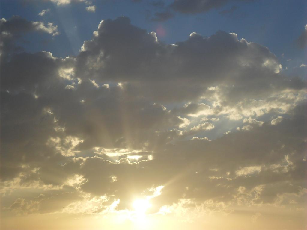 ارتفاع كبير في درجات الحرارة اليوم السبت   الشرقية توداي