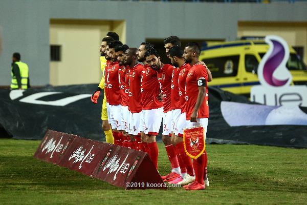 الأهلي يفقد لاعب جديد أمام المصري