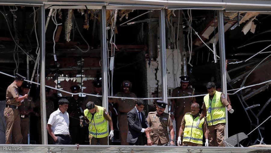 انفجار جديد فى سريلانكا عبوة ناسفة بقاعة سينما