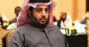 تركي آل الشيخ يوجه رسالة لعماد النحاس