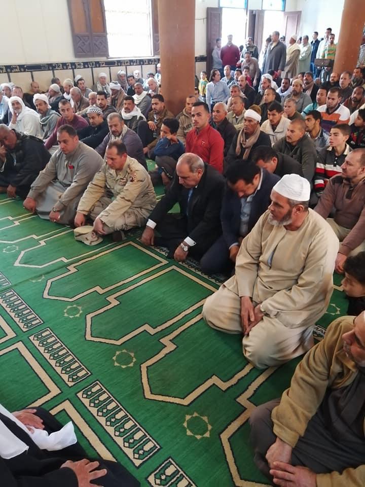جنازة الشهيد «أحمد عبد الله»  بكفر صقر