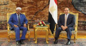 تعليق السيسي على عزل البشير وأحداث السودان