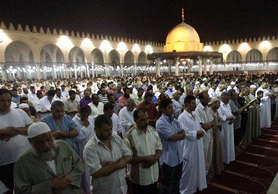 خالد الجندي يعلق على منع استخدام مكبرات الصوت بالمساجد