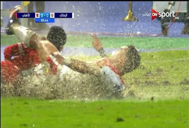 اتحاد الكرة يقترح على الأهلي ملعب بديل لبرج العرب