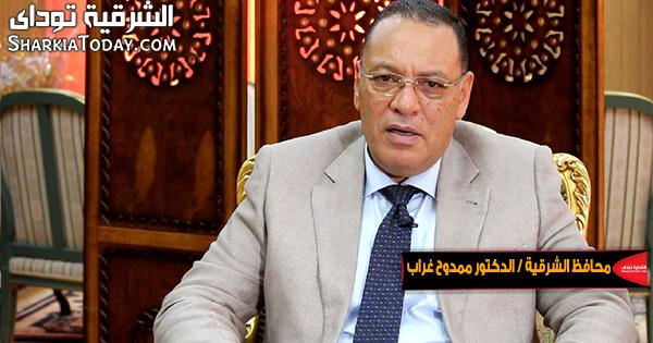 محافظ الشرقية يؤكد على ضرورة توعية المواطنين بمراكز المحافظة