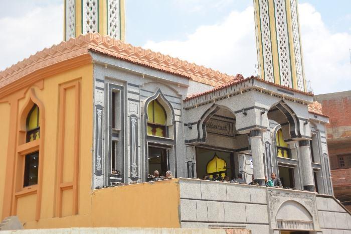 الشرقية يفتتح مسجد بالزقازيق2