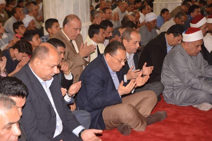 الشرقية يفتتح مسجد بالزقازيق3