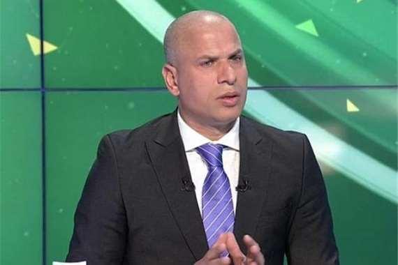 وائل جمعة يهاجم لاعبي الأهلي بسبب صن داونز