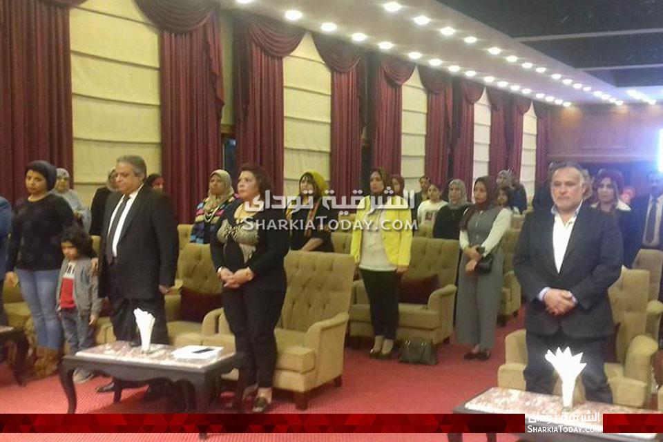 نادي الشرقية ينظم مؤتمرًا حول التعديلات الدستورية