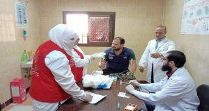 وزارة الصحة تعلن فحص 11 ألف أجنبي بحملة 100 مليون صحة