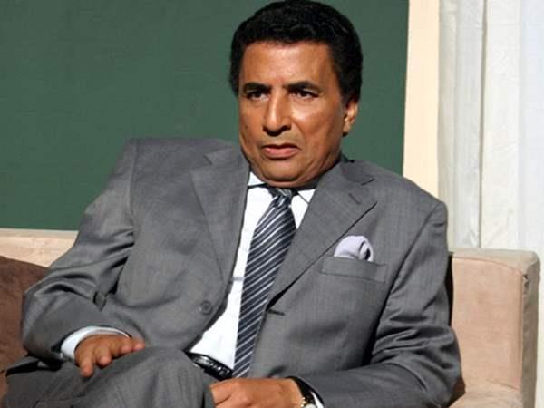 الفنان إسماعيل محمود