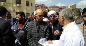 وكيل صحة الشرقية يستجيب للمواطنين ويوفر فني آشعة لمستشفى الحسينية