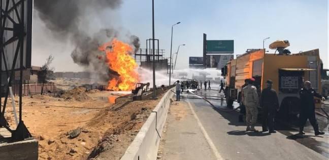مصرع شخصين في حادث مروع على طريق العاشر من رمضان