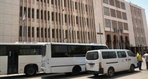 سيارات جامعة الزقازيق