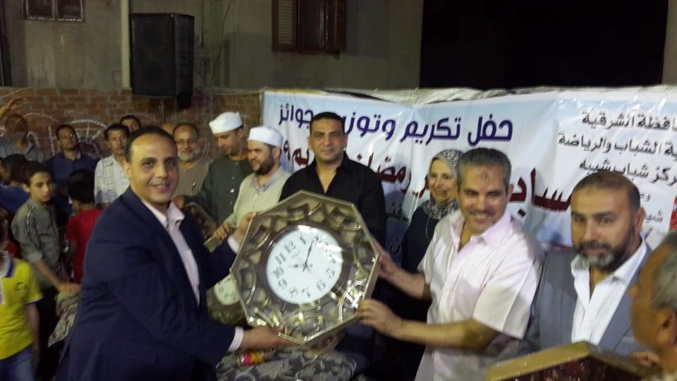 شيبة تقيم أمسية دينية لتكريم المشاركين في مسابقة القرآن الكريم4