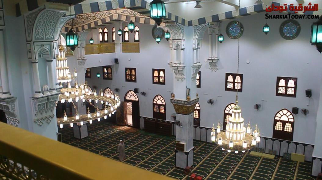 النسخة التانية من المسجد النبوي