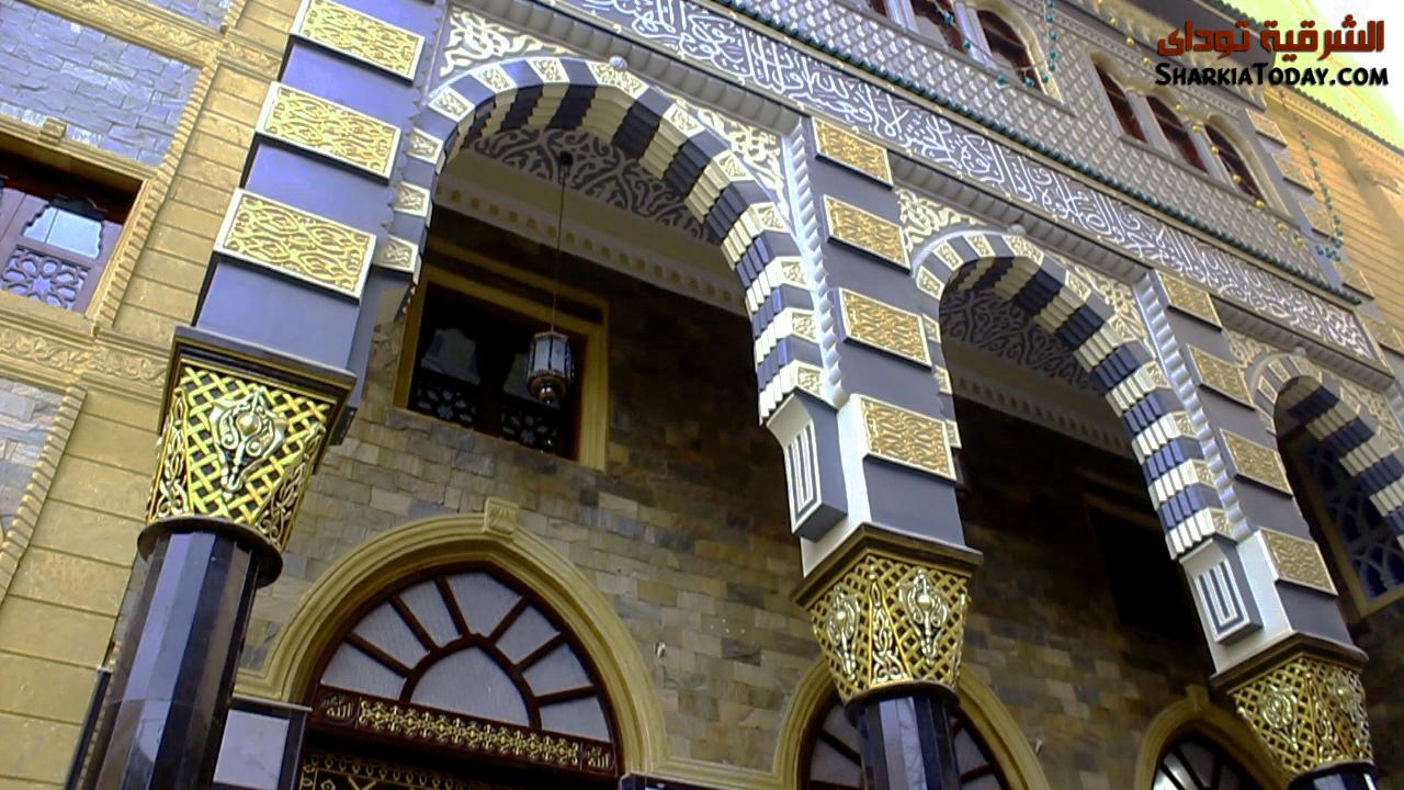 النسخة التانية للمسجد النبوي