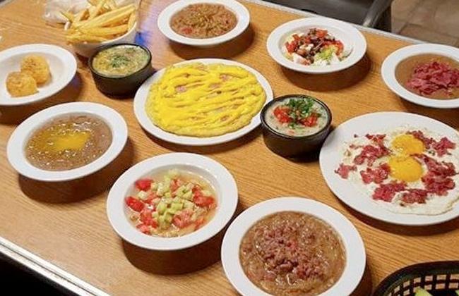 وجبة سحور رمضان