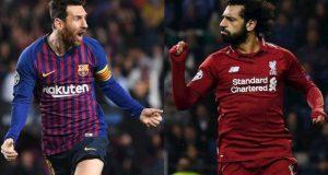 4 قنوات مفتوحة تنقل مباراة ليفربول وبرشلونة