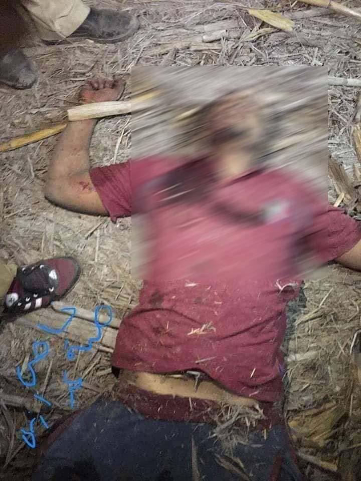 أمن الشرقية يصفي قاتل النقيب عمر ياسر