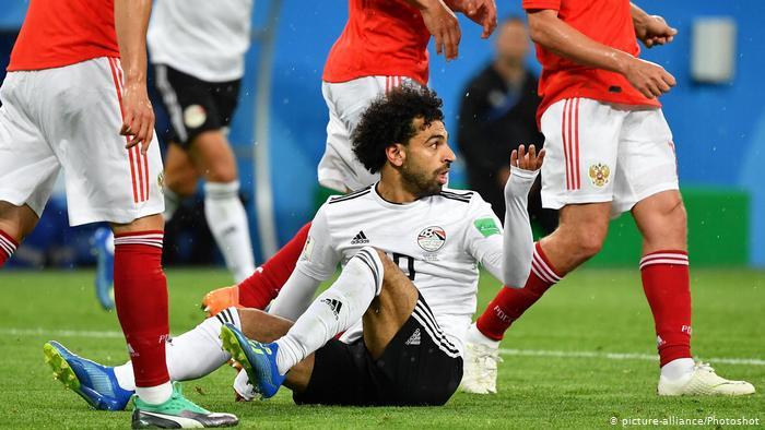 استبعاد محمد صلاح من مباراة مصر وتنزانيا