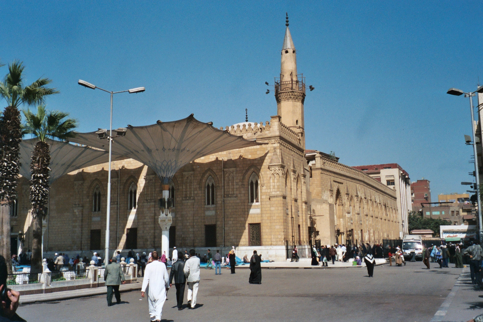 منطقة الحسين