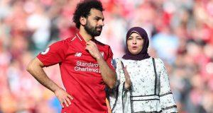 زوجة محمد صلاح هي سر نجاحه صحيفة إنجليزية تبرز دور المصرية