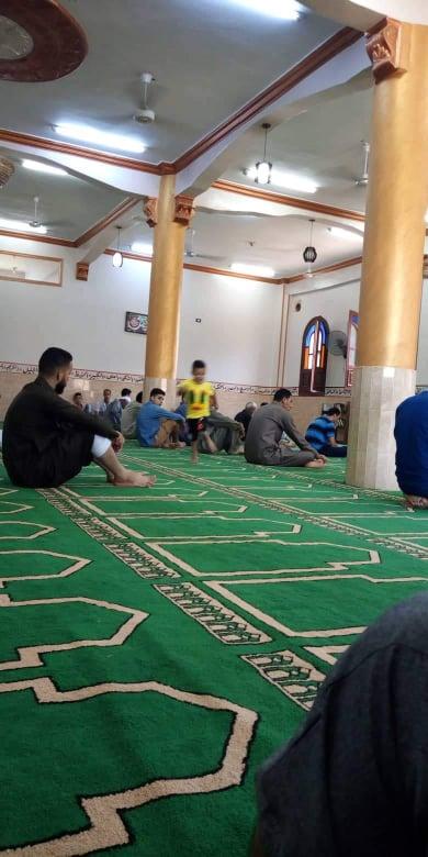 للمرة الثانية مسجد بالشرقية بلا خطيب والمصلين يتسائلون