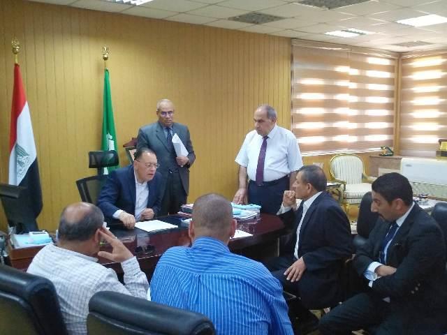الشرقية يلتقي أعضاء مجلس إدارة ههيا
