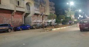 هدوء تام بمحيط منزل محمد مرسي بالزقازيق