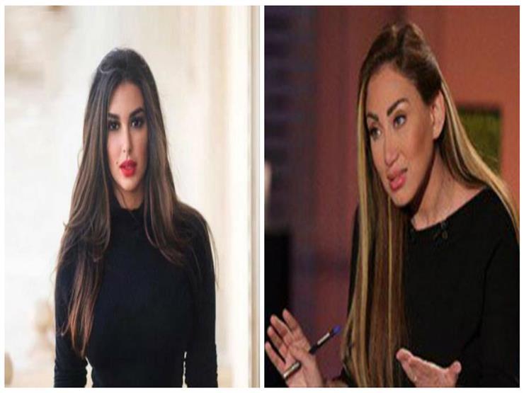 ريهام سعيد وياسمين صبري
