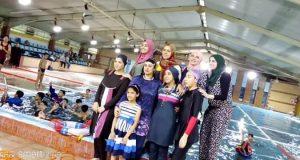 جامعة الطفل بالزقازيق أثناء اليوم الرياضي