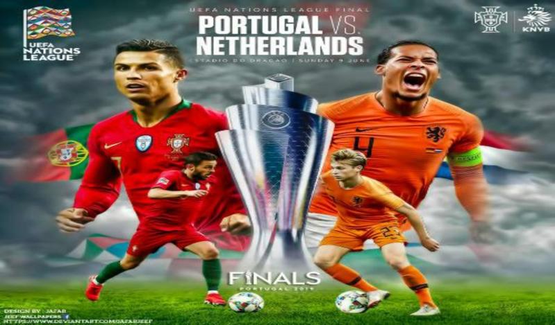portugal   netherlands nations league  finals 2019