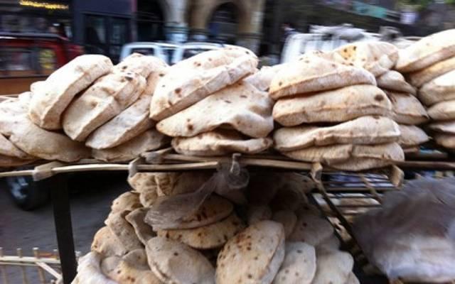 الخبز المدعم