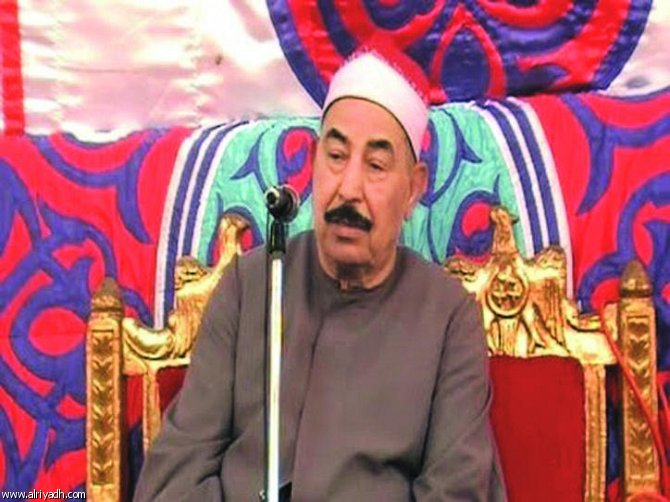 حقيقة وفاة الشيخ محمد محمود الطبلاوي   الشرقية توداي