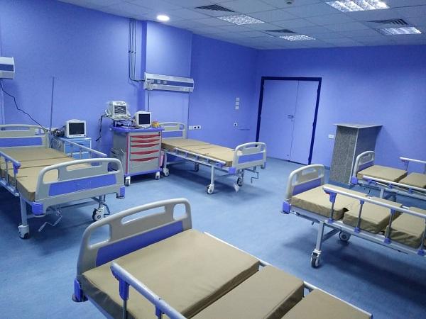 قسم قسطرة القلب بمستشفى الزقازيق العام 2