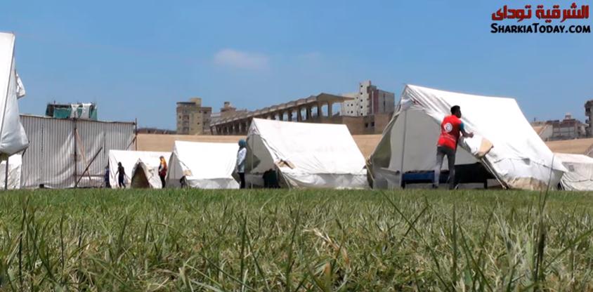 المعسكر