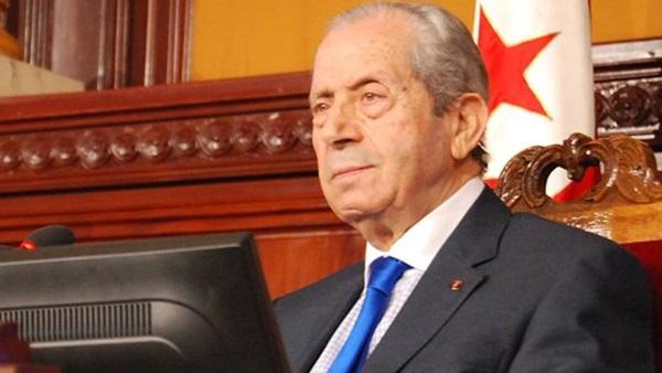 رئيس جمهورية تونس المؤقت