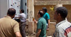 اللجنة في قرى أبوحماد