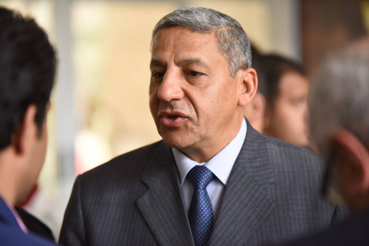 مدير أمن الشرقية الجديد اللواء عاطف مهران